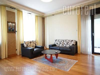 Izdavanje, Stan, BEOGRAD, NOVI BEOGRAD, BLOK 21, 175 m2, 2000 EUR mesecno - id#10801