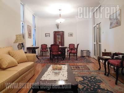 Izdavanje, Stan, BEOGRAD, PALILULA, CENTAR, 118 m2, 1200 EUR mesecno - id#12119