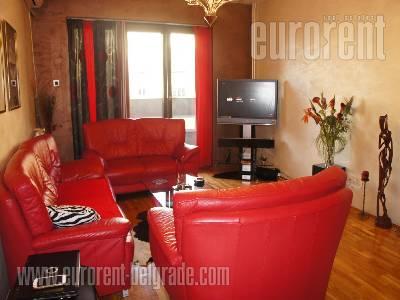 Izdavanje, Stan, BEOGRAD, PALILULA, CENTAR, 78 m2, 550 EUR mesecno - id#12886