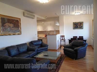 Izdavanje, Stan, BEOGRAD, PALILULA, BOTANIČKA BAŠTA, 107 m2, 750 EUR mesecno - id#15501