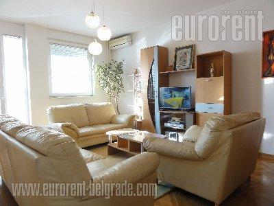 Izdavanje, Stan, BEOGRAD, NOVI BEOGRAD, BLOK 29, 67 m2, 550 EUR mesecno - id#17057