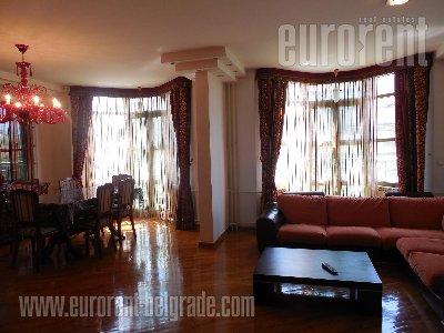 Izdavanje, Stan, BEOGRAD, PALILULA, CENTAR, 95 m2, 800 EUR mesecno - id#18244