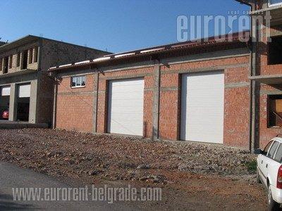 Izdavanje, Magacin, BEOGRAD, ZEMUN, ALTINA, 200 m2 + 70 m2 + 3.5 ari, 600 EUR mesecno - id#24069