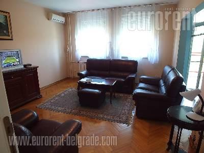 Izdavanje, Stan, BEOGRAD, NOVI BEOGRAD, BLOK 29, 66 m2, 400 EUR mesecno - id#26126