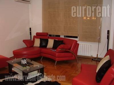 Izdavanje, Stan, BEOGRAD, NOVI BEOGRAD, BLOK 29, 48 m2, 450 EUR mesecno - id#26173