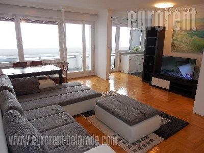 Izdavanje, Stan, BEOGRAD, VOŽDOVAC, 120 m2, 650 EUR mesecno - id#29567