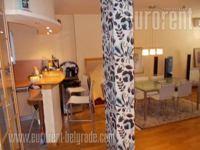 Izdavanje, Stan, BEOGRAD, PALILULA, CENTAR, 100 m2, 550 EUR mesecno - id#30260
