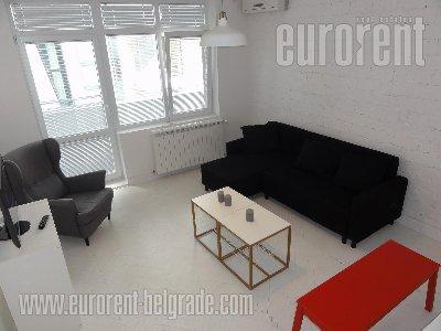Izdavanje, Stan, BEOGRAD, STARI GRAD, DORĆOL, 60 m2, 550 EUR mesecno - id#32678