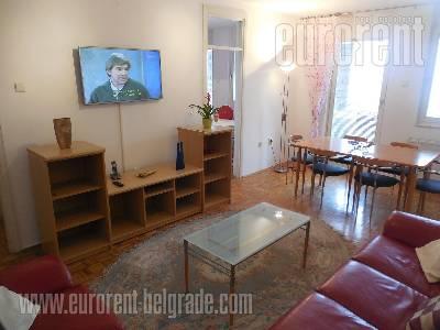 Izdavanje, Stan, BEOGRAD, NOVI BEOGRAD, BLOK 25, 83 m2, 550 EUR mesecno - id#33471