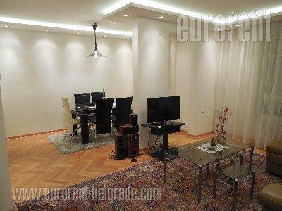 Izdavanje, Stan, BEOGRAD, PALILULA, CENTAR, 100 m2, 700 EUR mesecno - id#33652