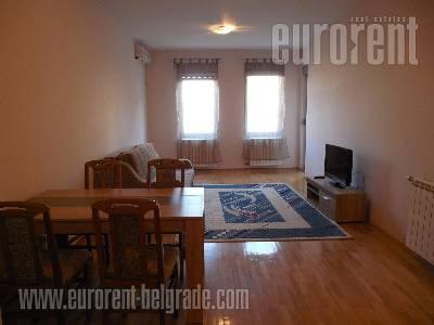 Izdavanje, Stan, BEOGRAD, VOŽDOVAC, 59 m2, 300 EUR mesecno - id#36873