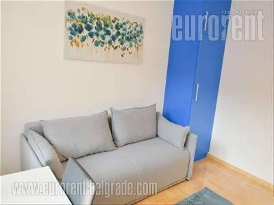 Izdavanje, Stan, BEOGRAD, STARI GRAD, BITEF TEATAR, 35 m2, 400 EUR mesecno - id#37000