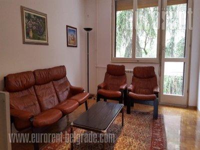 Izdavanje, Stan, BEOGRAD, NOVI BEOGRAD, BLOK 28, 82 m2, 420 EUR mesecno - id#37265