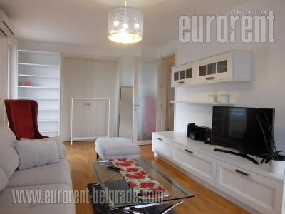 Izdavanje, Stan, BEOGRAD, NOVI BEOGRAD, BELVILLE, 107 m2, 1000 EUR mesecno - id#37731