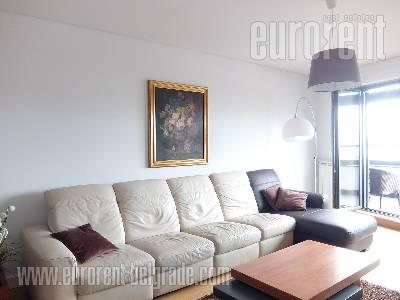 Izdavanje, Stan, BEOGRAD, NOVI BEOGRAD, SUN CITY, 93 m2, 1400 EUR mesecno - id#37845