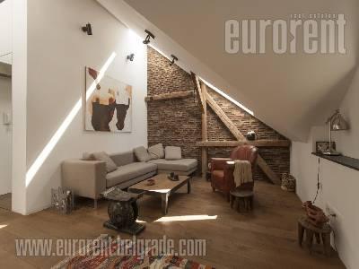 Izdavanje, Stan, BEOGRAD, ZEMUN, 90 m2, 850 EUR mesecno - id#37963