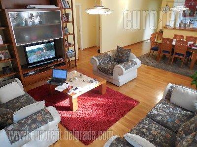 Izdavanje, Stan, BEOGRAD, VOŽDOVAC, 112 m2, 800 EUR mesecno - id#4643