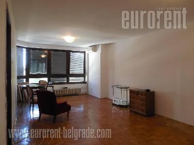 Izdavanje, Stan, BEOGRAD, Savski Venac, CENTAR, 98 m2, 600 EUR mesecno - id#8087