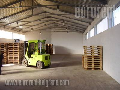 Warehouse, Zemun, Altina